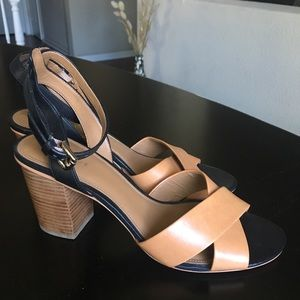 COACH Ankle-Strap Sandals